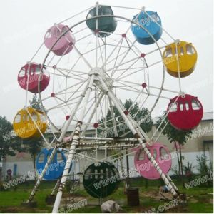 Amusement Park-Mini Ferris Wheel, 10mh Ferris Wheel Ride pictures & photos