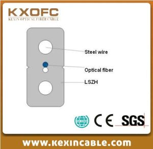 Indoor Optic Fiber Cable FTTH-Gjxh