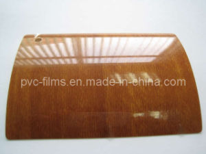 High Gloss PVC Foil pictures & photos