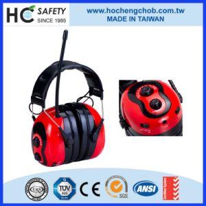 FM Radio Protective Electronic Ear Muff