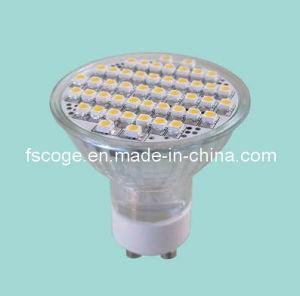 GU10 48PCS 3528 SMD Lamp (CG-GU10S48HP1)