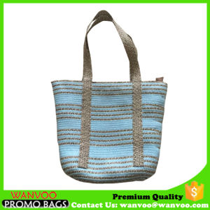 Big Storage Straw Woven Beach Tote Bag pictures & photos
