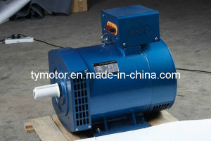 STC (3-60KW) Brush Three Phase Alternator pictures & photos