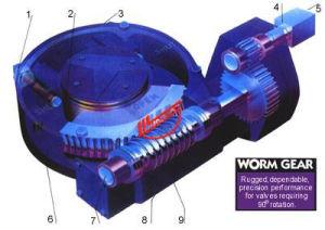 Worm Gear Operator (LG)