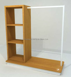 Veneer Garment Rack, Wooden Rack, Display Rack
