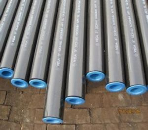 ASTM A53 Seamless Steel Pipes Tubes pictures & photos