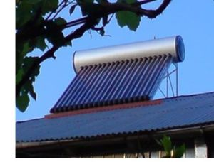 Solar Water Heater Pressure Type pictures & photos