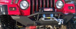Good Quality Bumper for Jeep pictures & photos