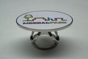 New Metal Scarf Ring Wich Custom Logo