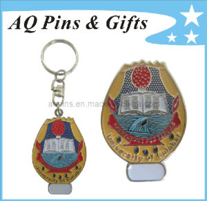 Fashion Key Chain with Soft Enamel pictures & photos