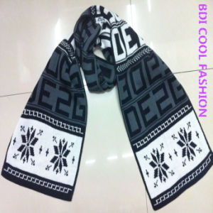 2014 Warm Winter New Design Scarf with Hat Can-408 pictures & photos