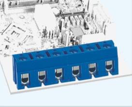 GS001s-7.5 High Current Terminal Block