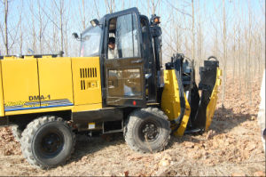 Tree Transplanter Fixed on Wheel Loader pictures & photos