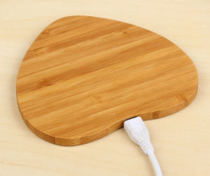 Wood Series Ultra-Slim Wireless Charger for iPhone 6s pictures & photos