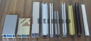 Aluminum Profile for Curtain, Aluminum Extruded Profile, Aluminum Extrusion
