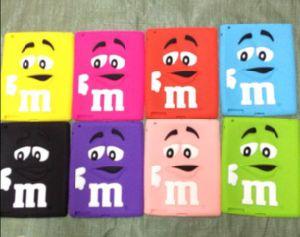 3D M&M Bean Mobile Phone Case for iPad Mini