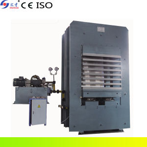 Multilayer Plate Vulcanizer with CE, ISO pictures & photos