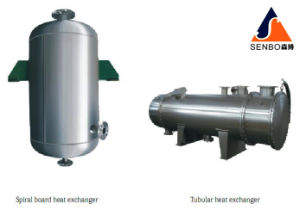 Tubular Heat Exchanger / Spiral Board Heat Exchanger