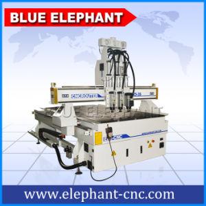 Ele 1325 High Precision CNC Wood Door Engraving Machine, CNC Router for Untique Furniture pictures & photos