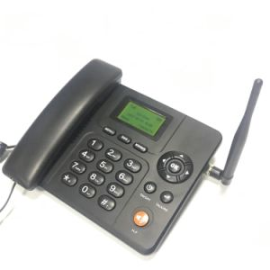WCDMA Fwp SIM Card 2g &3G Fixed Wireless Telephone Set pictures & photos