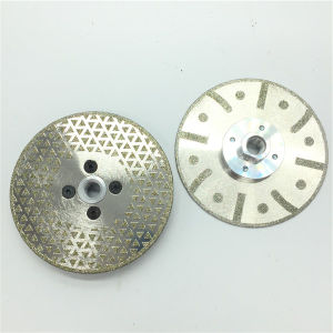 Electroplated Blade/Marble Cutting Saw Blade pictures & photos