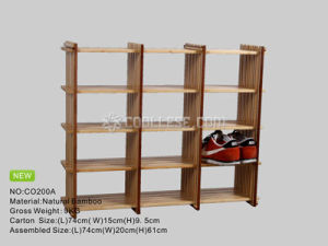 Bamboo Shoes Shelf (CO200A)