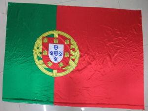 Portugal Spain Printed Flag Flags Printing Scarf