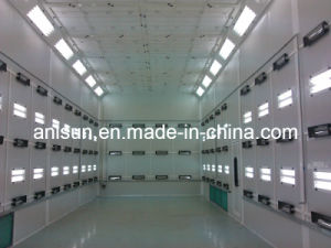 Electrical-Type Bus/Big Vehicle Spray Paint Booth