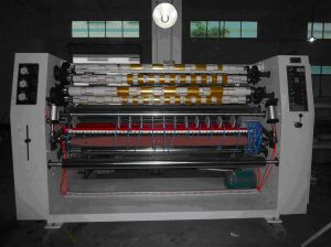 BOPP Tape Slitter Rewinder, Normal Packaging and Stationery Tape (BTSM03)