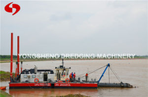 Low Price Sand Suction Dredger pictures & photos