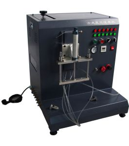 Touch Screen Vacuum Filling Machine