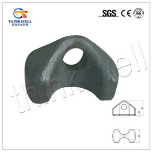 Casting Steel Container Single Guide Cone pictures & photos