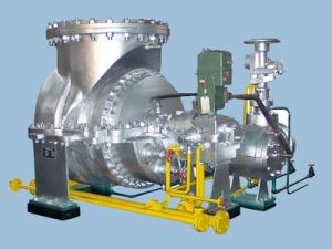 1500 Kw Extraction Condensing Steam Turbine