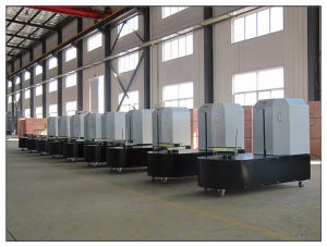 Luggage Wrapping Machine for Airport Use pictures & photos
