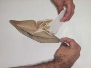 Paper Dog Poop Bag