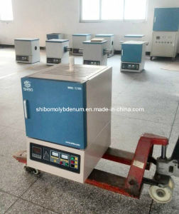 Laboratory Bench Top Muffle Furnace (Box-1700, 300*200*200mm, 12L) pictures & photos
