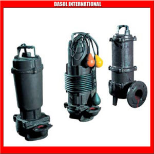 Submersible Sewage Pump (with Cutting Device) pictures & photos