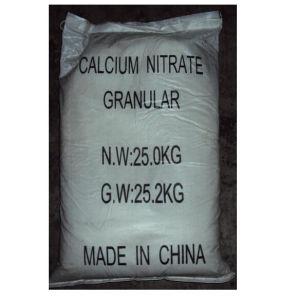 Calcium Nitrate Fertilizer, Nh4no3, Nitrogen Fertilizer pictures & photos