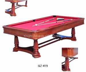 Pool Table -QZ419#