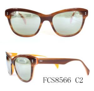 Best Style Acetate Cheap Sunglasses Wowen pictures & photos
