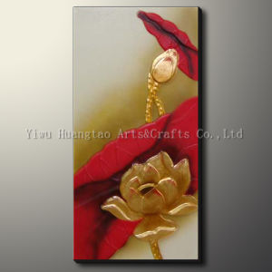 Painting--Leather Painting--Flower Style (HTLP-1002)