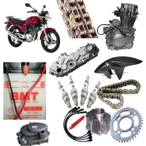 High Quality Motorcycle Parts & Accessories pictures & photos