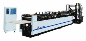 Three Side Sealing Bag Making Machine (A350) pictures & photos