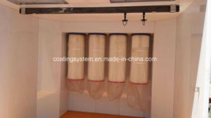 Walk-in Manual Powder Coating Spray Booth pictures & photos