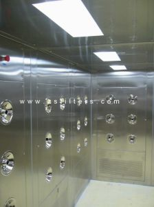 Industrial Air Shower Clean Room