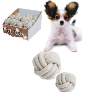 Ball Dog Rope Toy, Pet Toy Manufacturer (YT72402) pictures & photos