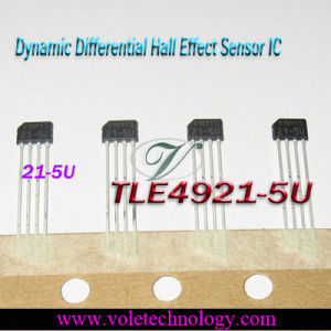 Hall Effect Sensor IC (TLE4921-5U)