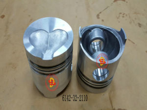 Komatsu Excavator Spare Parts Piston 6142-32-2110 of D20p-5/4D94 pictures & photos