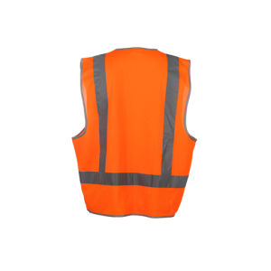 Safety Reflective Vest with Orange pictures & photos
