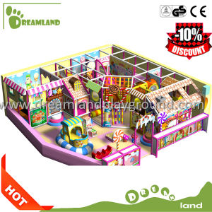 Toys Playground for Kids Indoor Soft Play Indoor Playground Equipment Indoor Playground Dlid245 pictures & photos
